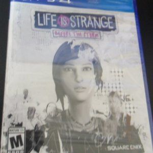 NIP: PS4 Video Game 'Life is Strange' Rated 'M'